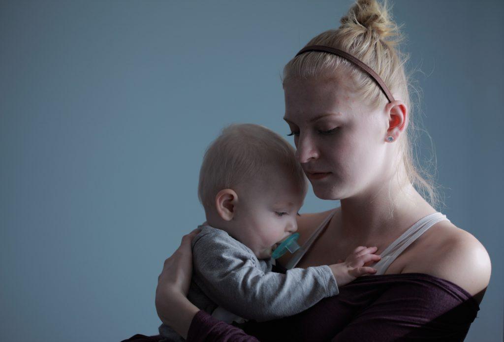 Postpartum Depression Treatment Therapy